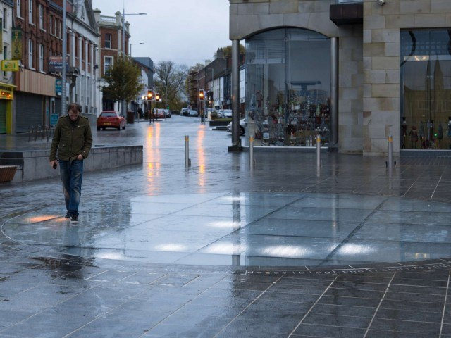 Lisburn public realm lighting