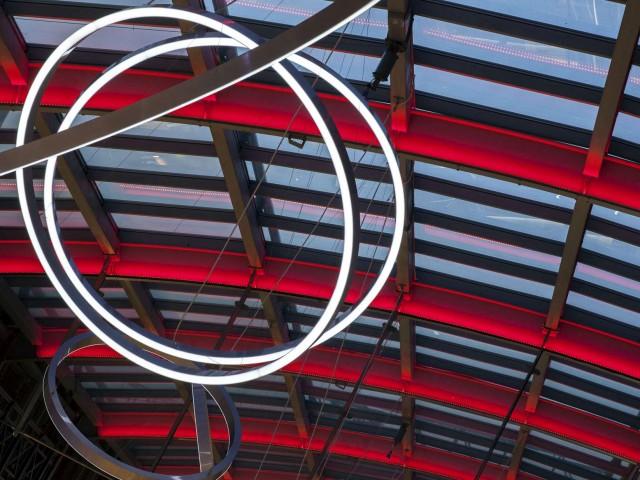 The Light Leeds lighting