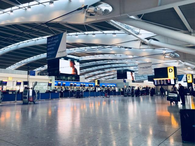 Heathrow T3
